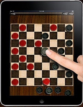 GameTable iPad app