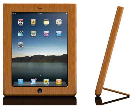 Vers Audio Bamboo iPad Case