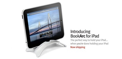 BookArc stand for iPad