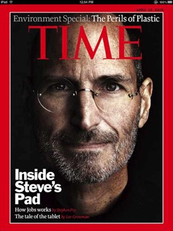 Time Magzine for iPad