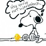 Doodle Buddy: My Snoopy drawing