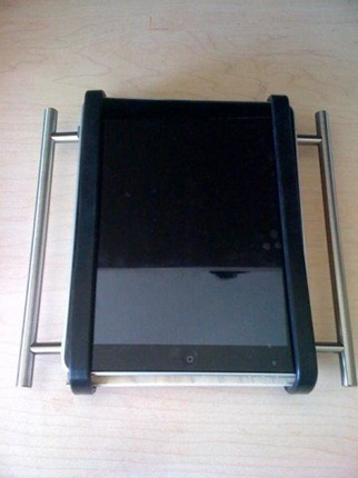 Manhandle iPad case