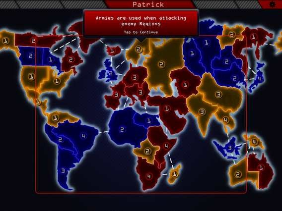 Online World Domination 2