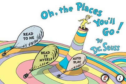 Dr. Seuss books for iPad