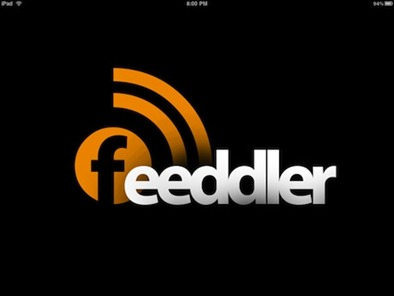 feeddler iPad RSS app