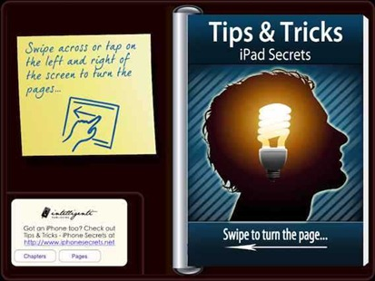 iPad Tips and Tricks app
