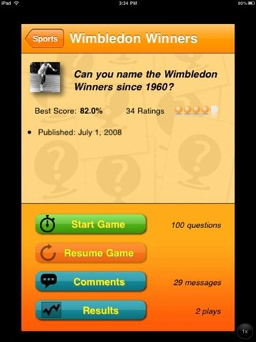Sporcle – If You Like Trivia, This App Is Your New BFF