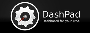 DashPad iPad web app