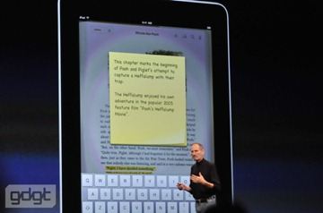 iBooks app adds features