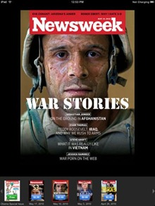 Newsweek for iPad