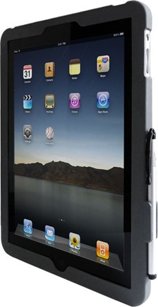 Partcile Case for iPad