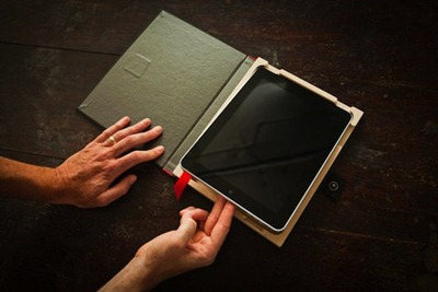 Pad & Quill iPad case
