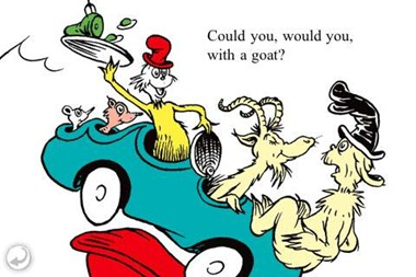 Green Eggs and Ham eBook for iPad