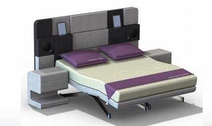 iCon Bed with iPad dock
