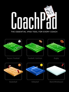 CoachPad iPad coaching app