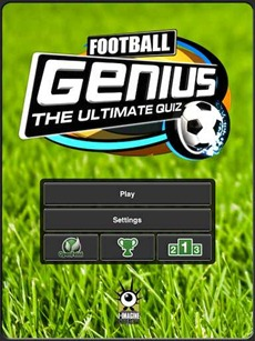 Football Genius HD for iPad
