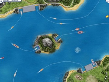 Harbor Master HD iPad app
