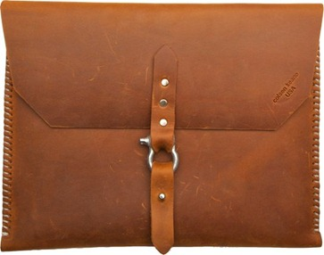 Leather iPad Sheath by ColsenKeane