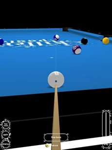 Killer Pool HD - iPad pool game