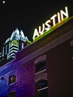 Austin Pop Photography app