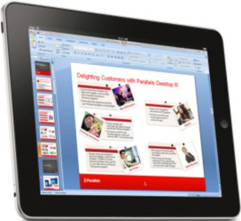 Parallels Mobile App