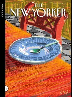 The New Yorker Magazine for iPad