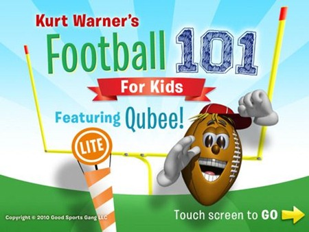 Kurt Warner's Football 101 Lite for Kids