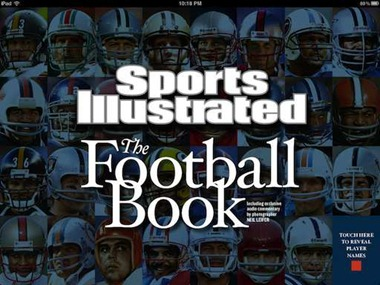 Sports Illustrated The Football Book for iPad