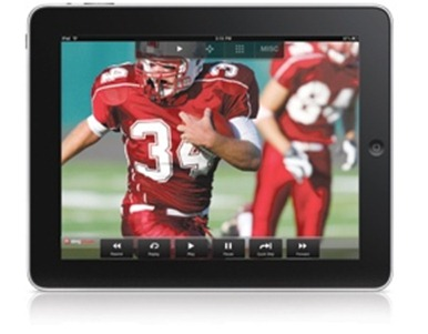 SlingPlayer Mobile for iPad