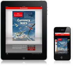 The Economist for iPad and iPhone