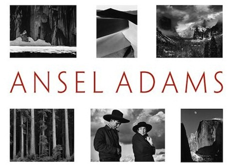 Ansel Adams iPad app