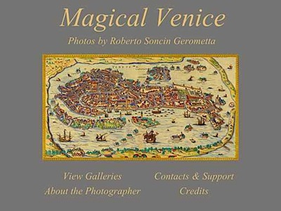 Magical Venice iPad app