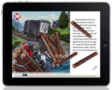 Thomas & Friends: Misty Island Rescue for iPad