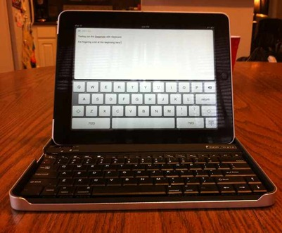 ZAGGMate with Keyboard for iPad