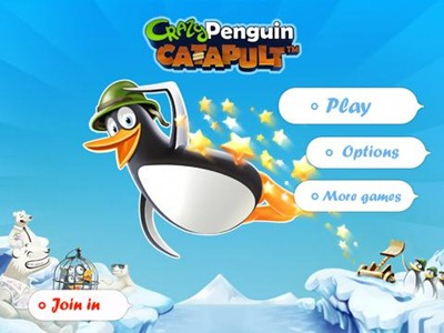 Crazy Penguin Catapult for iPad