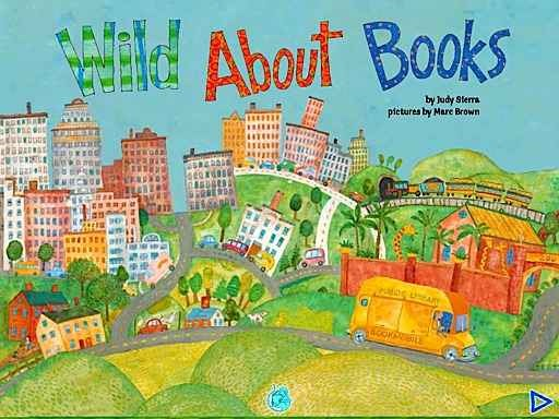 review wild about books award winning print book comes to the