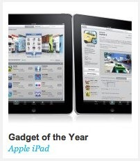 The winners of the 2010 Engadget Awards -- Readers_ Choice -- Engadget