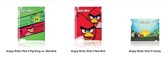 AngryBirdsiPad2Cases
