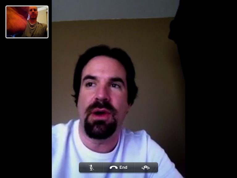 Facetime On Ipad 2 Is Facetime At Its Best Ipad Insight