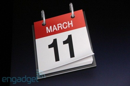 March 11 iPad 2 Launch Day