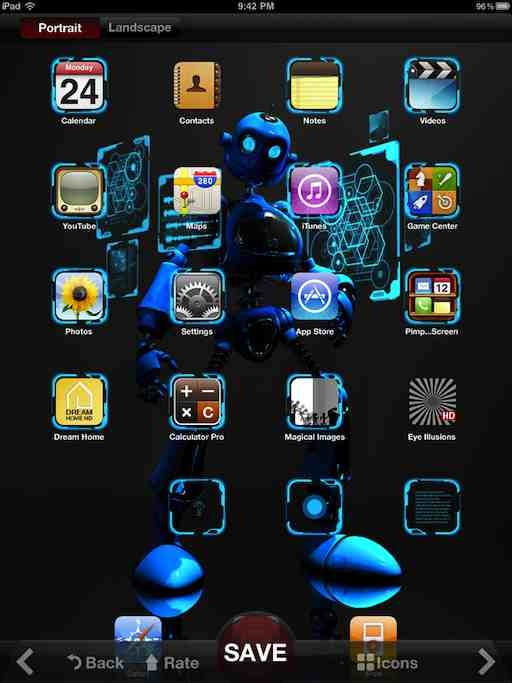 best apps for ipod wallpaper - photo #23