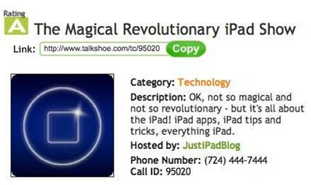 The Magical Revolutionary iPad Show