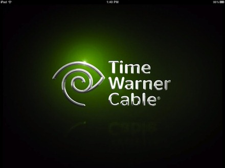 TWCable TV for iPad