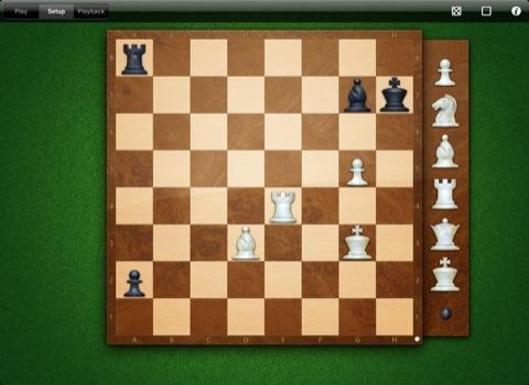 Deep Green Chess on iPad