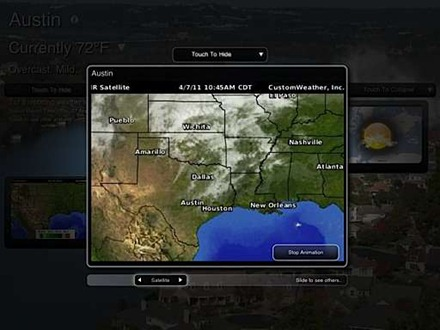 Fizz Weather HD for iPad