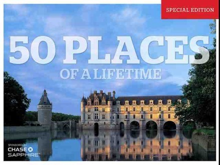 National Geographic 50 Places of a Lifetime for iPad
