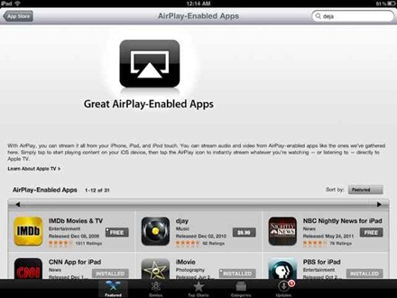 AirPlayEnabledApps