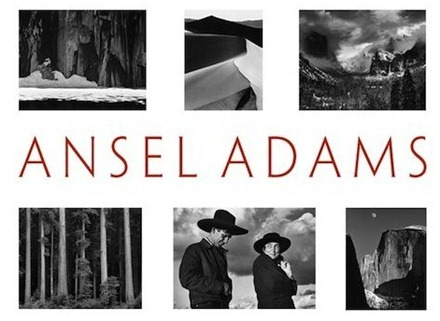 Ansel Adams app for iPad