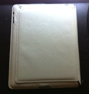 Mivizu Sense iPad 2 Leather Case