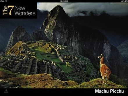 LIFE Wonders of the World for iPad